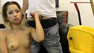 Goldie Rush POV Cuckold Blowjob  cuckold-blowjob kink bratdomme teen-pov-blowjob femdom