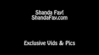 Hot Milf Shanda Fay Teases Him with Strapon for Pegging! softcore female-domination tits pegging femdom rimjob milf shandafay canadian kink mom strapon mother big-boobs big-tits strapon-pegging busty-milf huge-boobs