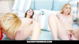 DaughterSwap - Lesbians Teens