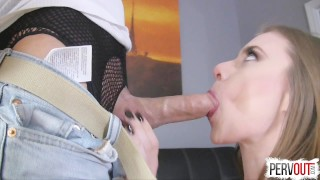 Anya Olsen Gets Hers with Lance Hart (CreamPie Eating, Switch Dom) creampie-eating pantyhose kinky-sex choking switch sensual-femdom creampie small-tits lance-hart pussy-eating-orgasm pussy-licking-orgasm anya-olsen leotard post-orgasm-torture sweetfemdom cross-dressing fishnets