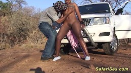 extreme african safari sex tou