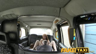 FakeTaxi Posh redhead with big nipples  taxi british ginger uk point-of-view redhead sexy blowjob amateur camera faketaxi rimming spycam rough dogging deepthroat facial