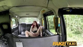 Preview 5 of FakeTaxi Cabbie gets his best fuck in years