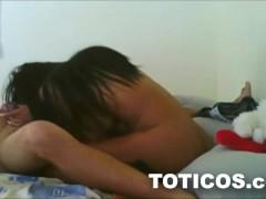 18yo black latina teen fuck pt 1 Sugely Toticos.com dominican porn