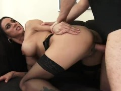 : Outrageously Hot Step-mom Nadia Loves Young Dick