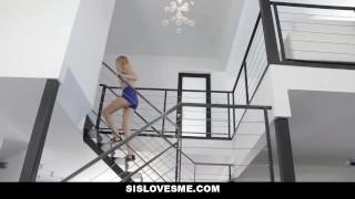 Preview 2 of SisLovesMe - Playful Stepsis Loves Sex Games