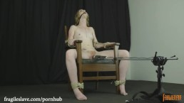 Katy Kiss Chair Tied and Cummi