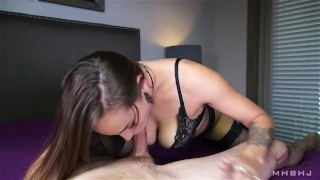 mhbhj mhb mark-rockwell marks-head-bobbers sasha-foxxx edging slow-teasing-blowjob the-pose cum-in-mouth