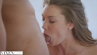 VIXEN I used my sisters boyfriend  riding squirt pussy-licking vixen booty blonde huge-cock deep-throat squirting cowgirl reverse-cowgirl cum-on-face orgasm doggystyle facial