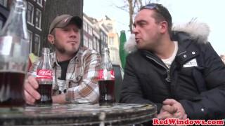 Preview 2 of Cocksucking dutch hooker spoils tourist