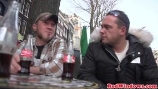 Preview 3 of Cocksucking dutch hooker spoils tourist