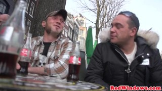 Preview 4 of Cocksucking dutch hooker spoils tourist