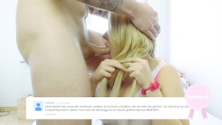 Doggy Bi Fickchallenges ( Youtube Parodie DoggyBi )  pigtails funny big-tit-teen cumshot young big-natural-tits blonde-teen teenager youtuber-sex-tape doggy-bee dagibee youtuber youtuber-exposed youtube-star youtube-xxx youtuber-sex