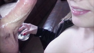 Drunk & Milking His Cum Into My Wine, Fun Double Cum Loads Swallow B2B POV!  point-of-view double-blowjob cum-eating big-natural-boobs big-natural-tits amateur-two-blowjob blonde-double-load cum-in-wine drunk-blonde new-years-blowjob fun-blowjob two-blowjob-swallow drunk-blowjob cum-in-food new-years-cum-shot drunk-deepthroat