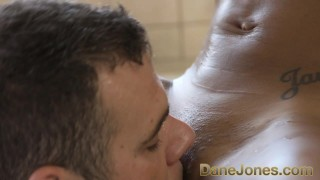 Dane Jones Amazing blowjob and hot tub fuck with pretty young ebony girl ebony black blowjob hot-tub babe cock-sucking cunnilingus romantic interracial small-tits shaved-pussy orgasm danejones bathroom