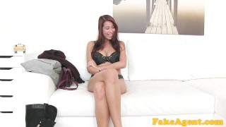 Fake Agent Amazing beautiful tits and ass model fucked hard  paula-shy pussy-eating oral-sex point-of-view audition amateur blowjob cumshot big-boobs pov casting real-sex couch reality czech fakeagent interview