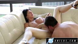 Anilos - Naughty Mom Fucks You