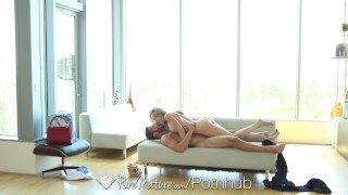 PureMature - Busty mature Brandi Love gets her aged pussy pounded  brandi-love big-tits hd booty old mom blowjob blonde cumshot busty milf hardcore puremature sex mother big-dick doggystyle