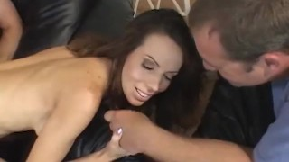 Deep Anal For Hot Wife Swinger  wives swingers hotwife cuckold mom fucking screwmywifeclub milf cumshots married cougar mother threesome anal housewife