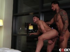 Boomer Banks Fucks Beaux Banks