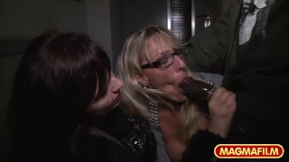 Public Interracial Milf sex  homemade big-cock big-tits huge-tits flashing outside amateur blonde public-sex brunette german mature group-sex public-nudity magmafilm
