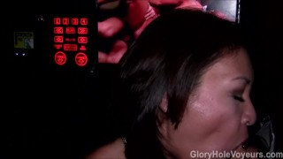 Asian Milf Gloryhole Interview Blowjob  mother gloryholevoyeurs glory-hole interview glory-hole-surprise gloryhole-swallow fake-interview gloryhole-fuck mom gloryhole