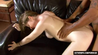 Young wife fucked by black man in front of husband  hardcore interracial housewife haley-scott cuckold wife dothewife blowjob
