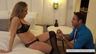 Nicole Aniston fucks her proposing suitor's big dick - Tonight's Girlfriend  big-cock trimmed-pussy escort blonde pornstar big-boobs escort-porn fake-tits tonightsgirlfriend hard-fast-fuck glam pounded hardcore nicole-aniston curvy drilled big-dick tonight-girlfriend