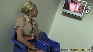 Lia Lor Sucks Black Dicks - Gloryhole bbc hardcore glory-hole big-black-cock kink blowjob blonde big-cock gloryhole pornstar deepthroat interracial dogfartnetwork big-dick fetish