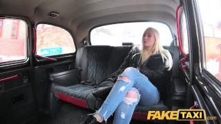 Fake Taxi Customer gets steamy taxi massage  taxi bombshell big-tits outside oral point-of-view amateur prague blowjob camera faketaxi spycam car reality hottie daisey-lee